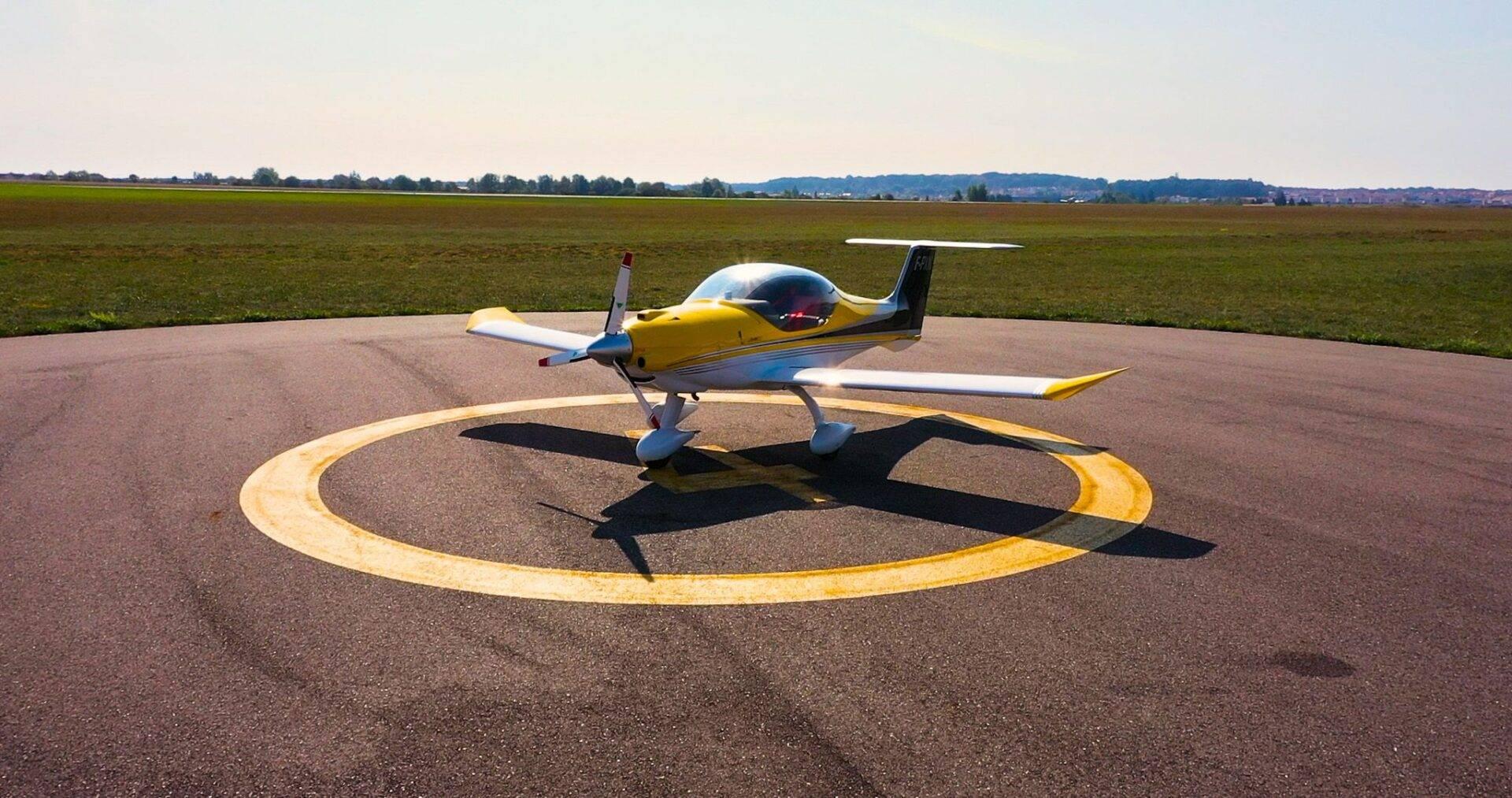 Modele SPORSTER EVOLUTION |MCR Evolution - SE Aviation Aircraft | La référence mondiale en MCR
