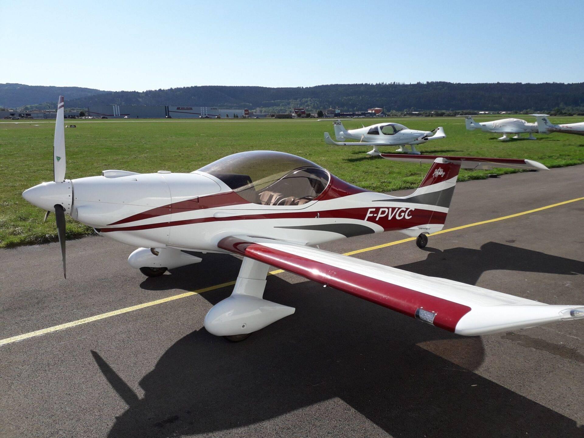 Modele MCR M  MCR Evolution - SE Aviation Aircraft   La référence mondiale en MCR
