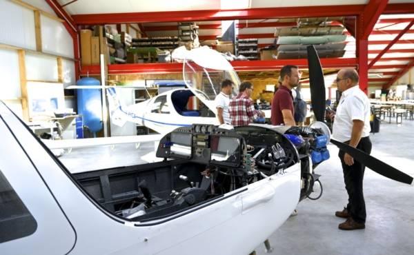 à propos de SE Aviation Aircraft Pontarlier